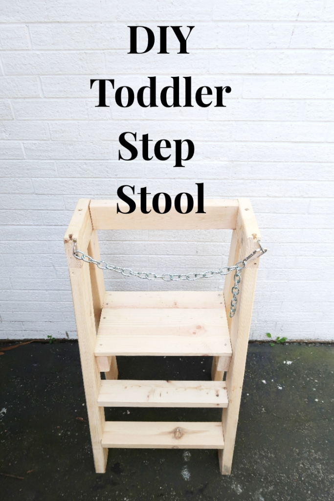 Cool Our Diy Step Stool Pdpeps Interior Chair Design Pdpepsorg